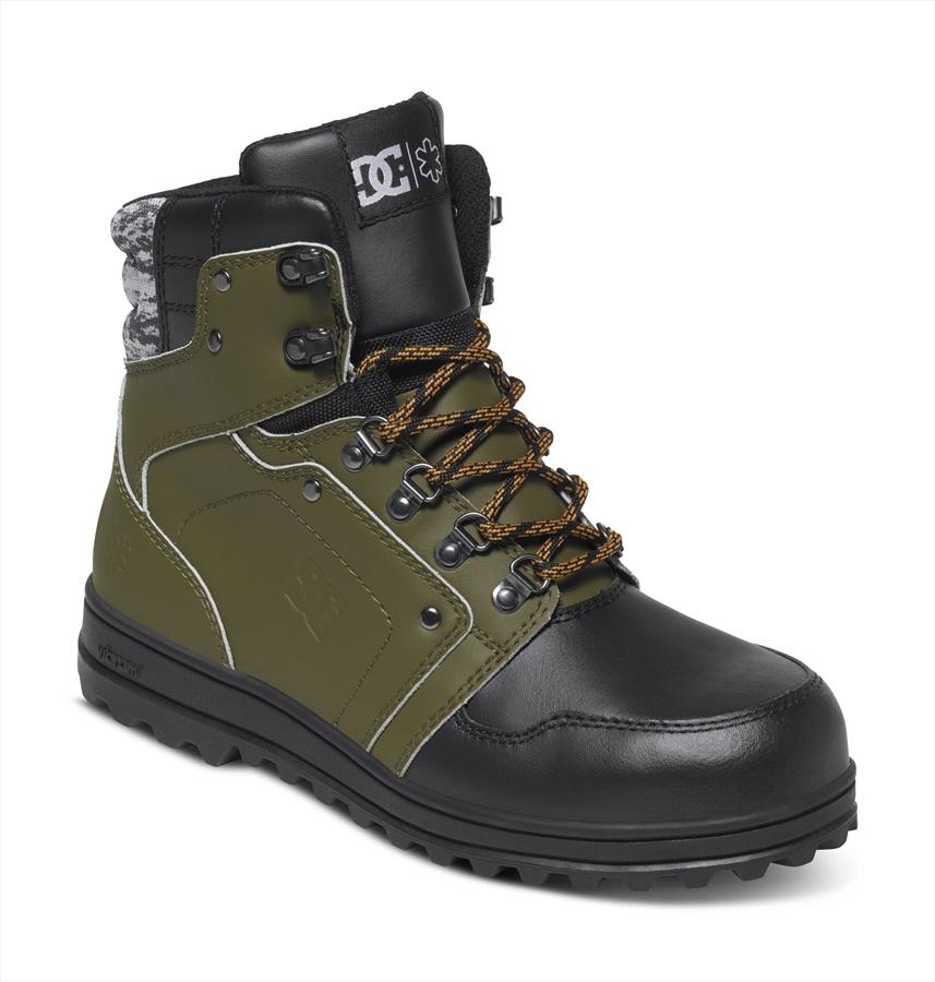 DC SPT Men's Winter Boots UK 5 Military Black