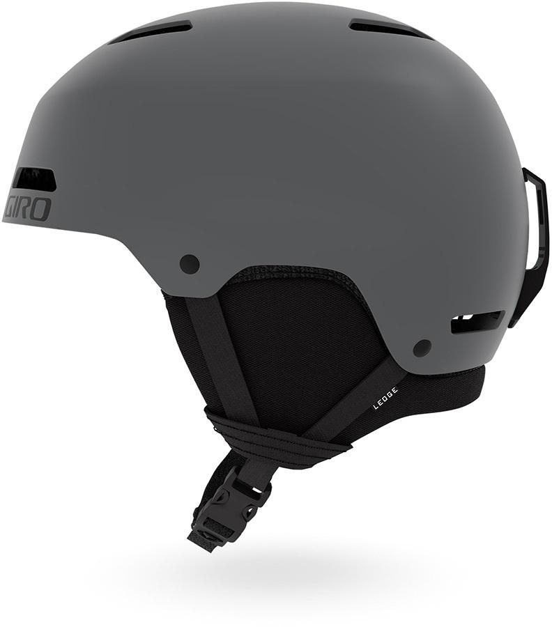 Giro Adult Unisex Ledge Snowboard/Ski Helmet, S Matte Titanium
