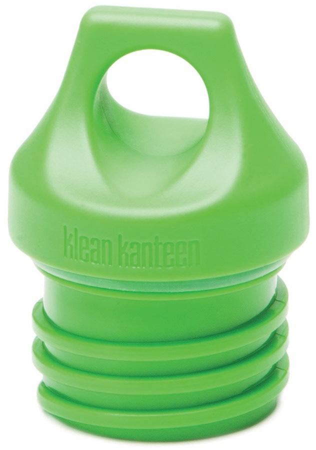 Klean Kanteen Loop Cap Spare Water Bottle Cap/lid, Green