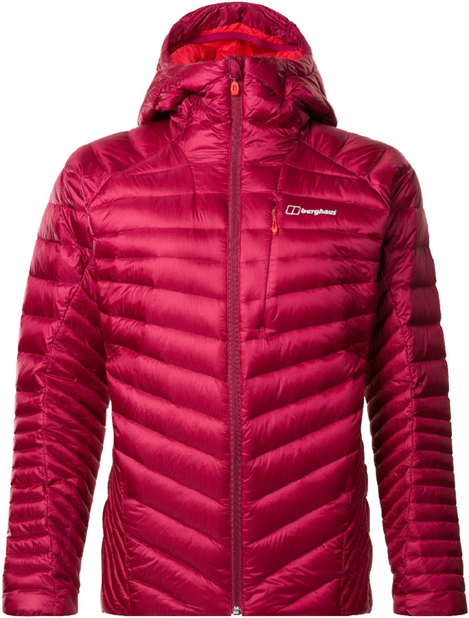 Berghaus Extrem Micro Down 2.0 Women's Insulated Jacket, L Beet Red