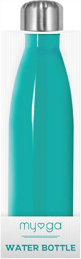 Myga Stainless Steel Water Bottle, 500ml Turquoise