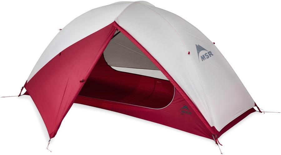 MSR Zoic 1 Tent Backpacking Shelter, 1 Man Grey, Sample