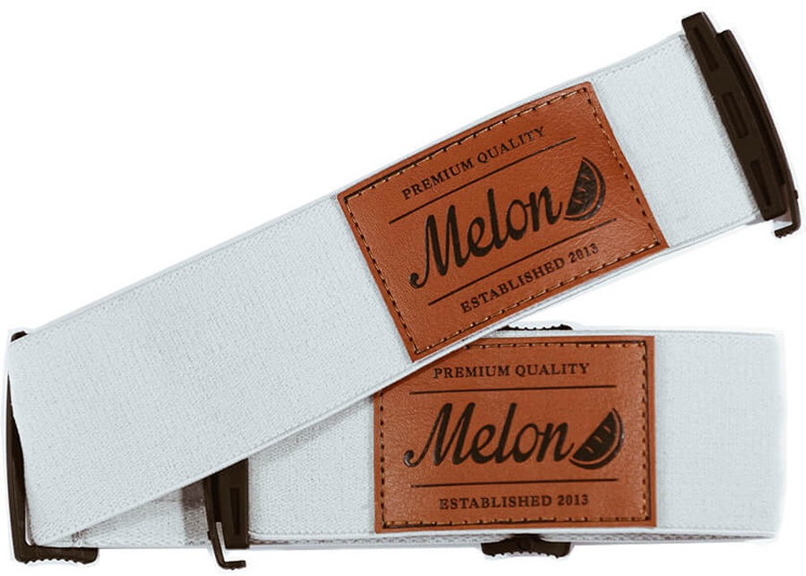 Melon Ski/Snowboard Goggle Strap, One Size Grey
