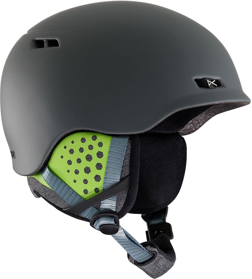 Anon Rodan Ski/Snowboard Helmet, M Grey Pop