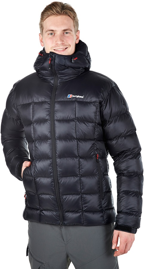 popena fusion down jacket