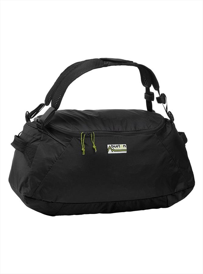 Burton Adult Unisex Multipath Duffel Bag, 35L True Black