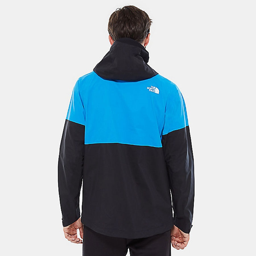 d145ca9dd The North Face Impendor C-Knit Waterproof Jacket, S Bomber Blue/Black