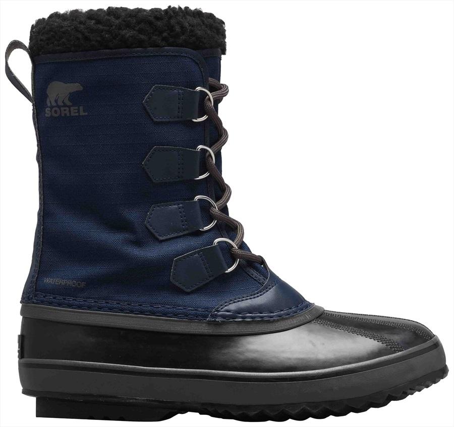 Sorel 1964 Pac Nylon Men's Snow Winter Boots, UK 7 Collegiate Navy