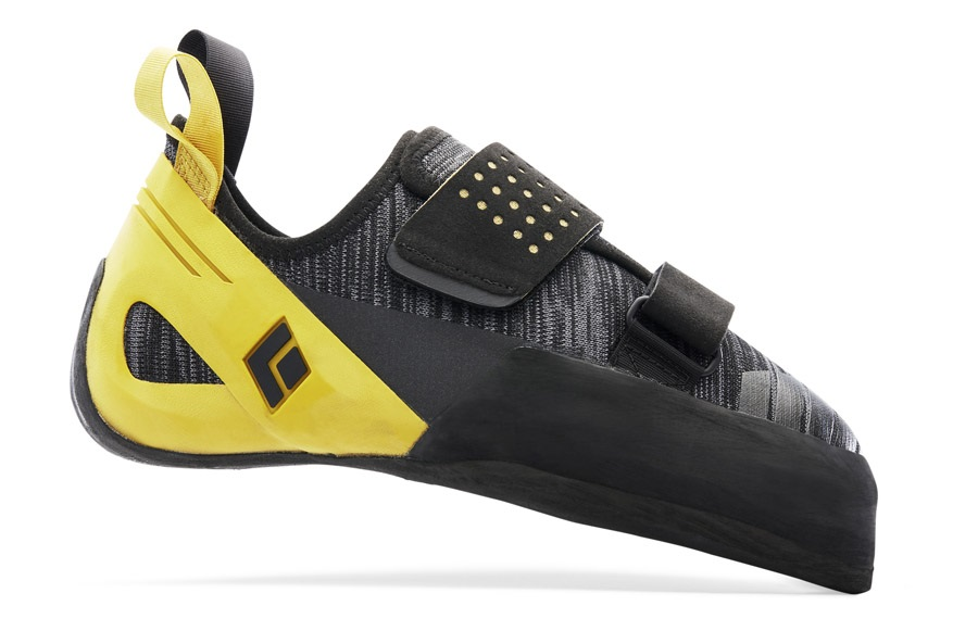 Black Diamond Zone Rock Climbing Shoe, UK 9 | EU 43 Curry