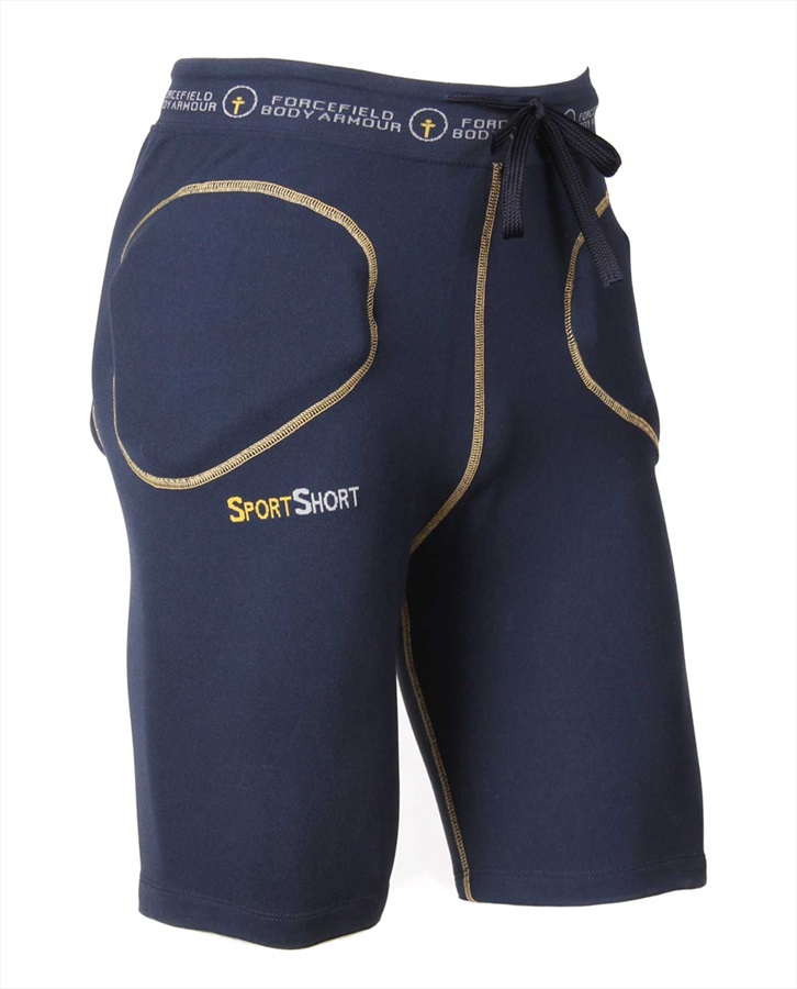 Forcefield Sport Short Level 1 Impact Shorts, XL Navy