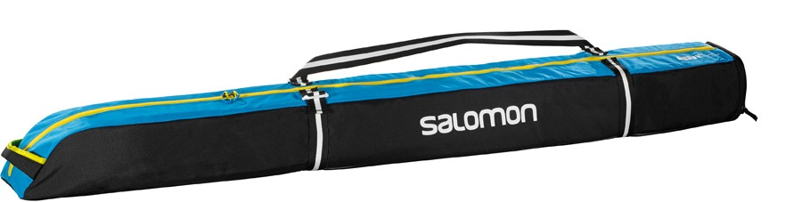 Salomon Extend Ski Bag 1 Pair PAD 165+20 Black