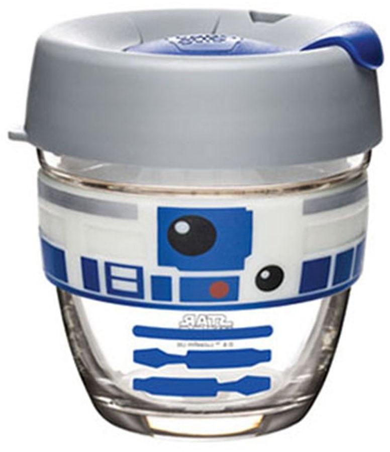 KeepCup Star Wars Brew Reusable Coffee Cup, 227ml/8oz R2D2