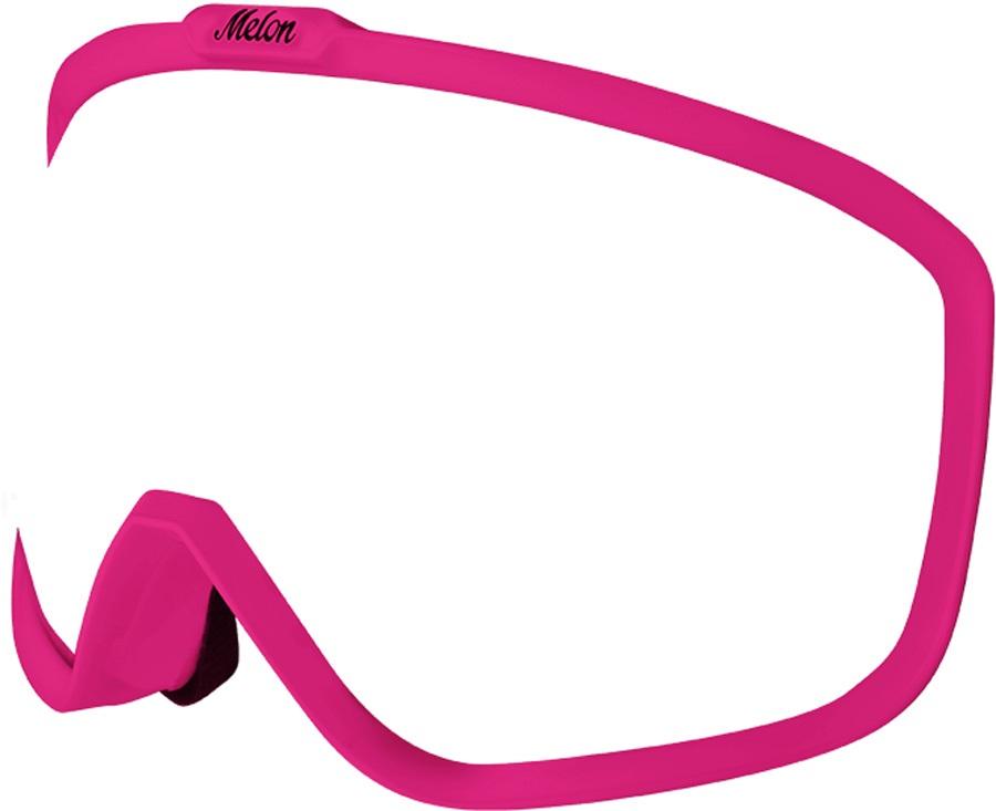 Melon Jackson Ski/Snowboard Goggle Frame, M Pink Matte
