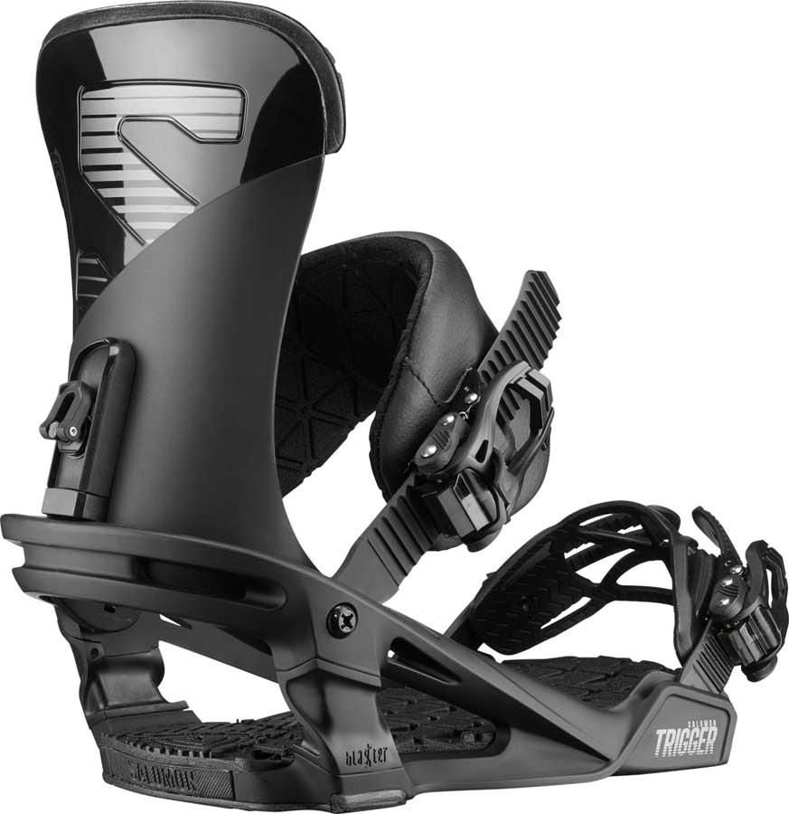 Salomon Trigger Snowboard Binding, L Black 2020