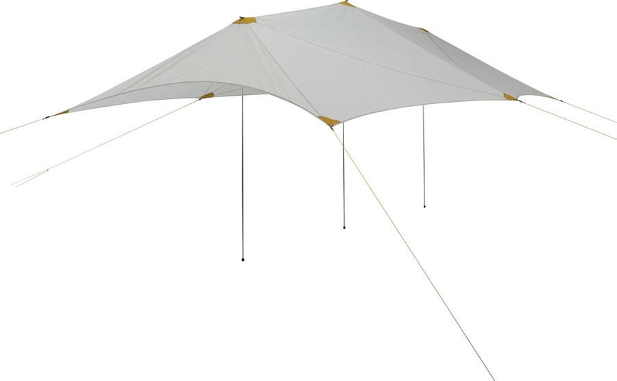 ThermaRest Tranquility 4 Wing Tarp Sun & Rain Camping Shelter, White