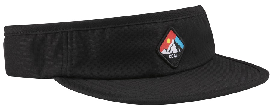 Coal The Peak Visor, Black