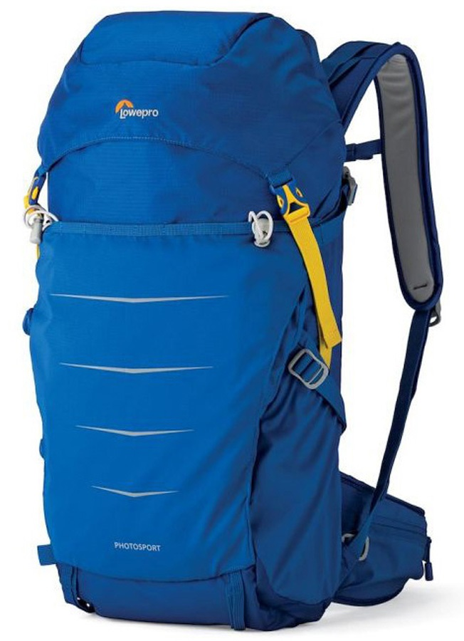 Lowepro Photo Sport 300 AW II Hiking Photography Backpack Horizon Blue