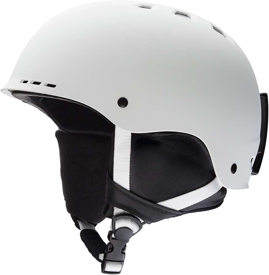 Smith# Holt Snowboard/Ski Helmet, M Matte White 2020