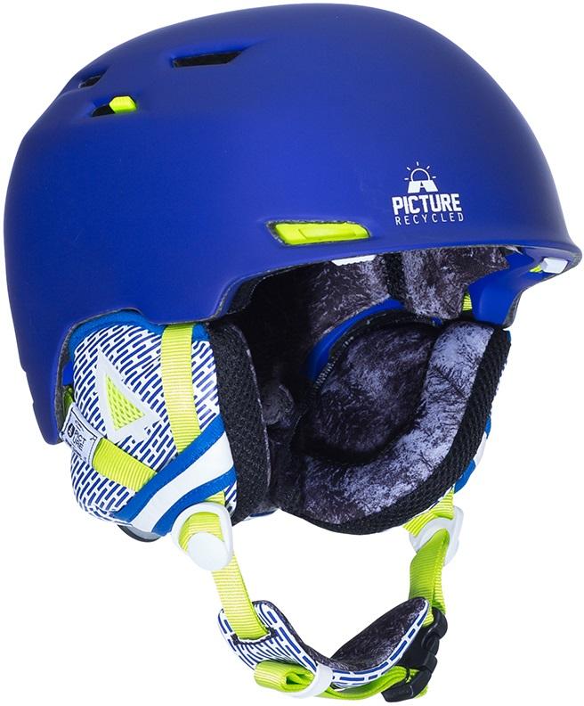 Picture Spread Snowboard/Ski Helmet, M, Night Blue
