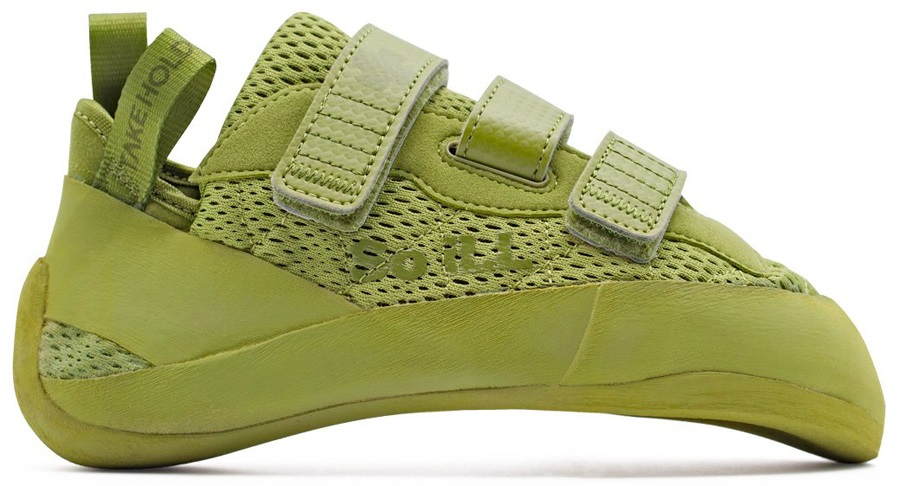 So iLL The Runner LV Rock Climbing Shoe: UK 5 | EU 38, Olive