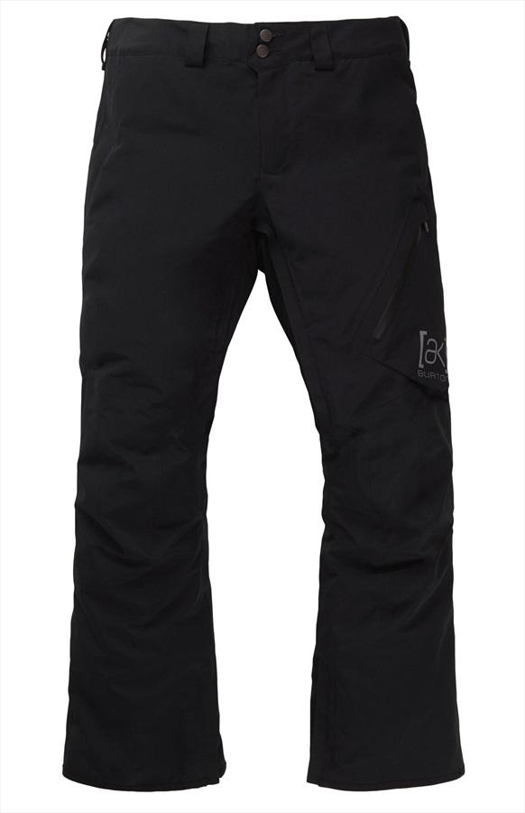 Burton [ak] 2L Cyclic Gore-Tex Ski/Snowboard Pants, M True Black