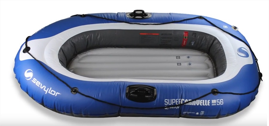 Sevylor RX56 Super Caravelle Inflatable Boat