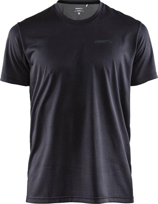 Craft Eaze Short Sleeve Quick Dry Mesh T-Shirt, L Camo Crest
