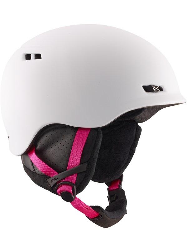 Anon Womens Griffon Women's Ski/Snowboard Helmet, L White