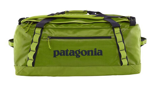 Patagonia Black Hole 55L Duffel Travel Bag, 55L Peppergrass Green