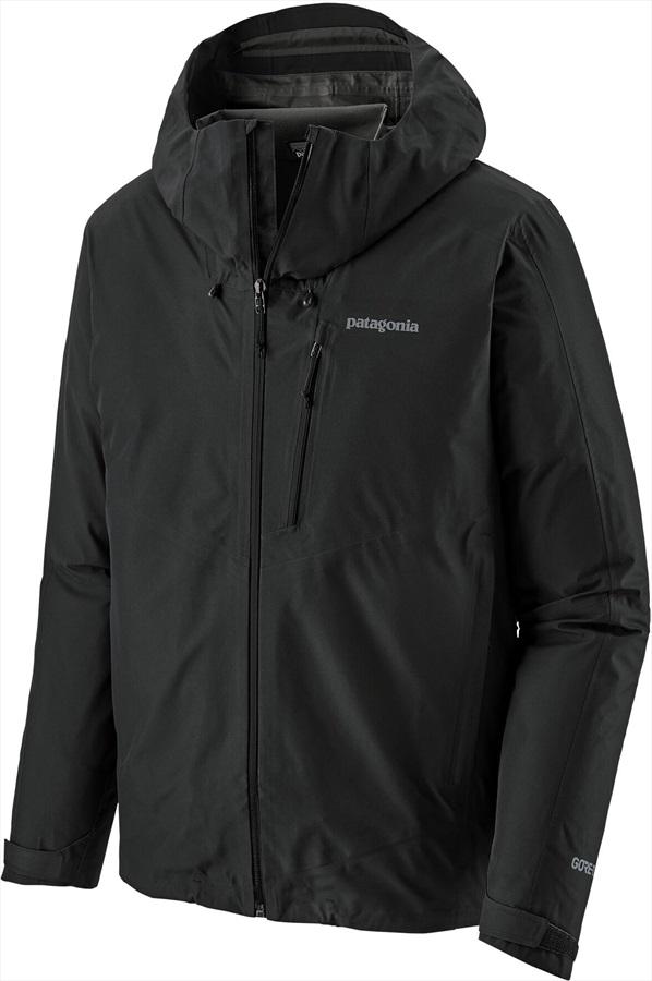 Patagonia Calcite Gore-Tex Paclite® Waterproof Shell Jacket, S Black