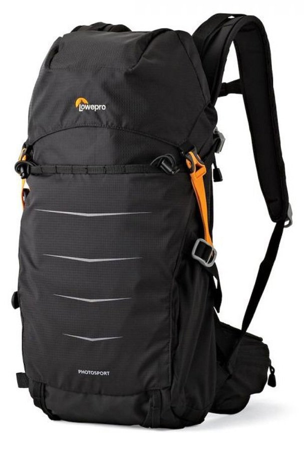 Lowepro Photo Sport 200 AW II Hiking Photography Backpack 24L Black