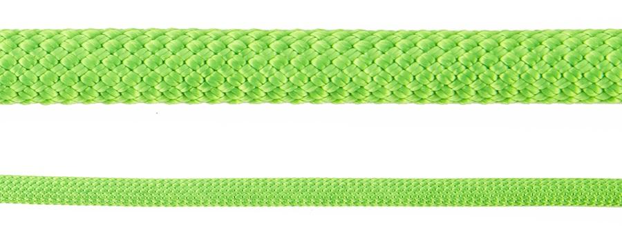 Beal Opera Unicore Rock Climbing Safety Rope, 8.5mm X 60m Green