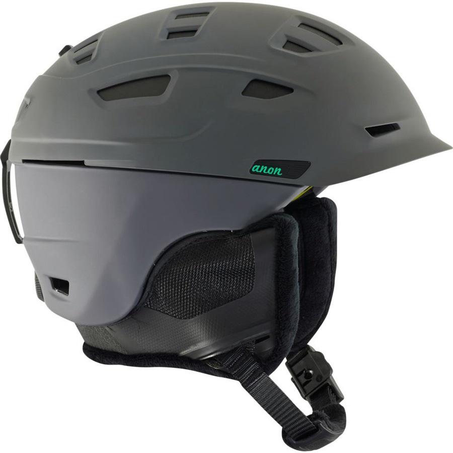 Anon Nova MIPS Women's Ski/Snowboard Helmet, S Gray