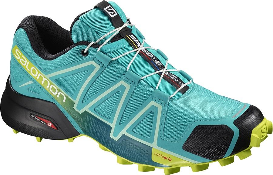 243ee6f5 Salomon Speedcross 4 Women's Trail Running Shoe, UK 4.5 Bluebird