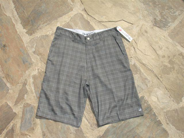 "Liquid Force Freeride Walk Shorts 32"" / 81cm Charcoal LWSS801CH32"