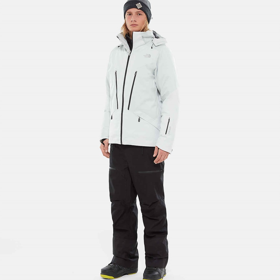 61b768326 The North Face Powderflo Reg Ski/Snowboard Pants, L Black