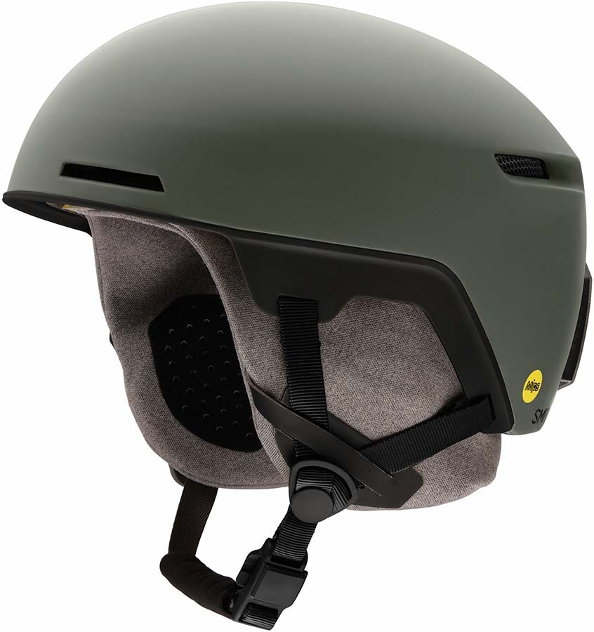 Smith Code MIPS Snowboard/Ski Helmet, M Matte Sage 2020