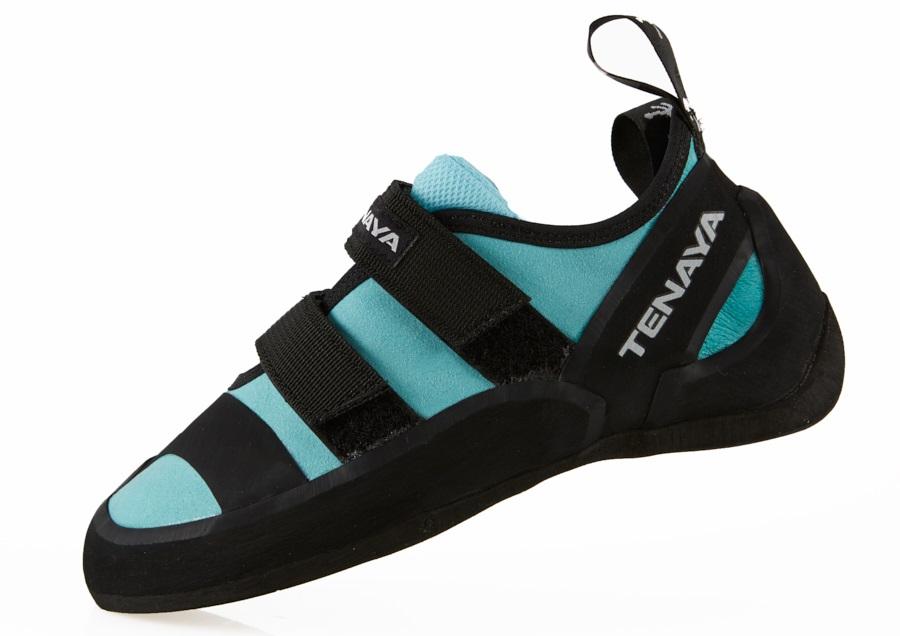 Tenaya Ra LV Rock Climbing Shoe: UK 7 | EU 40.7, Blue