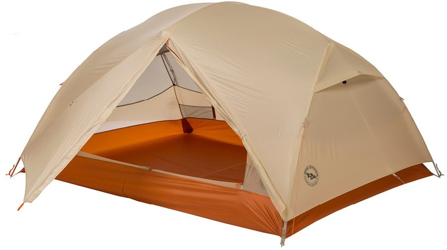 Big Agnes Copper Spur UL 3 Classic Ultralight Backpacking Tent, 3 Man