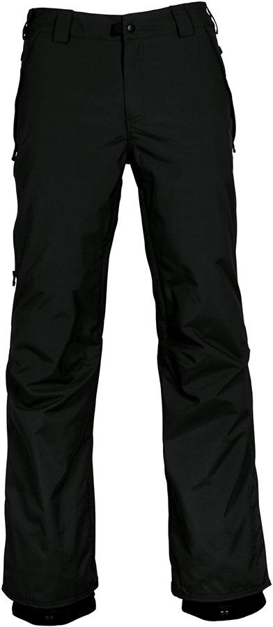 686 Standard Shell Snowboard / Ski Pants, M Black