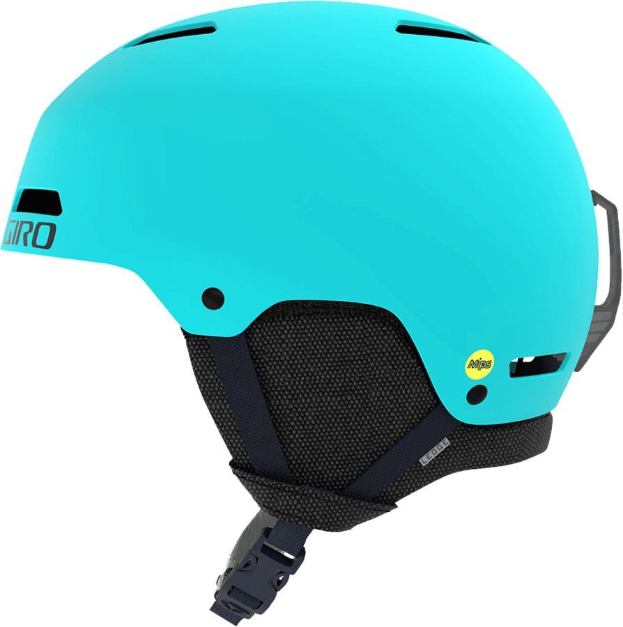 Giro Ledge MIPS Snowboard/Ski Helmet, L Matte Glacier