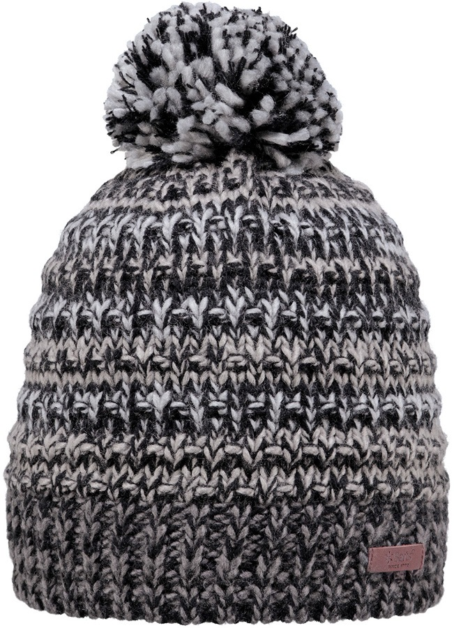 3552af75 Barts Jace Beanie Bobble Hat, One Size Taupe