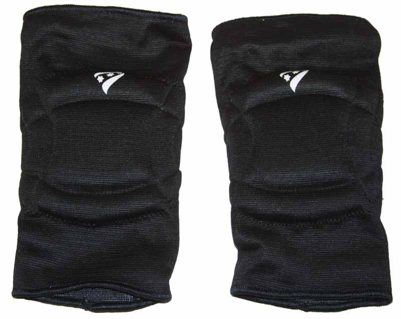 Rucanor SUPER SMASH Snowboard Elbow or Knee Pads, Small, Black