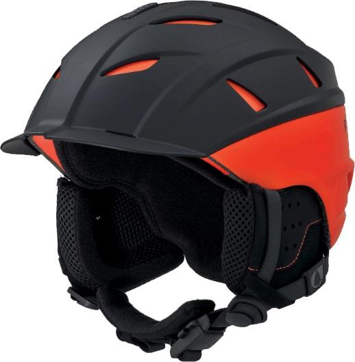 Picture Adult Unisex Omega Snowboard/Ski Helmet, M Orange