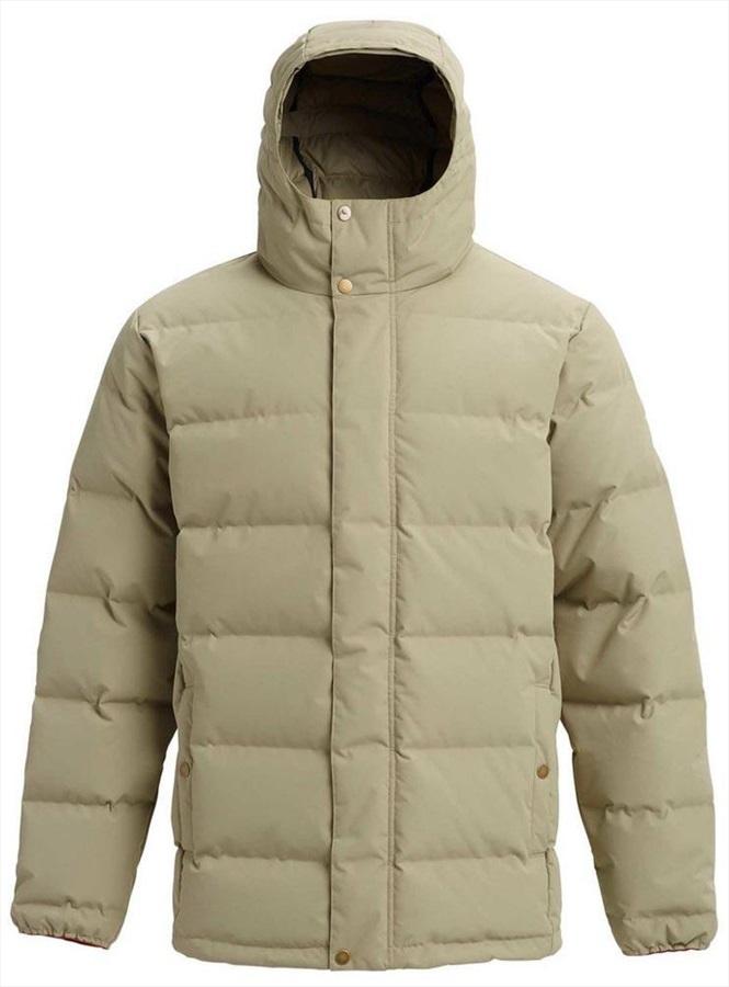 Burton Evergreen Hooded Laminated Insulator Jacket, M Hawk