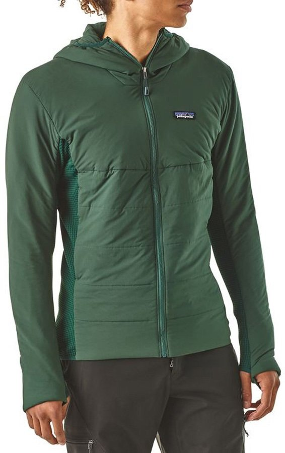 sortie en ligne Super remise chaussures classiques Patagonia Nano Air Light Hybrid Hoody, M Micro Green