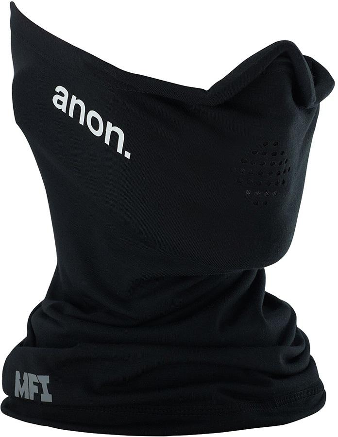 Anon Light-Weight Neckwarmer MFI Facemask, Black