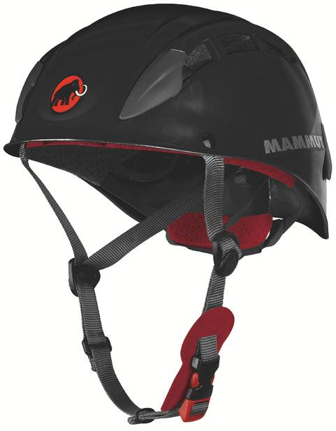 Mammut Skywalker 2 Rock Climbing Helmet 53-61cm Black