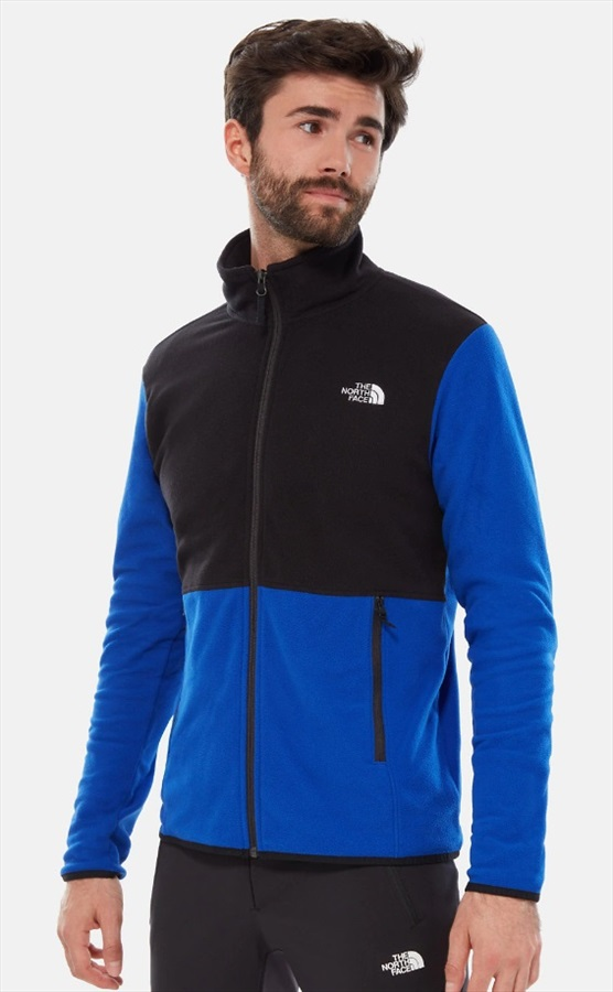 The North Face Men's Tka Glacier Fleece Full Zip Jacket
