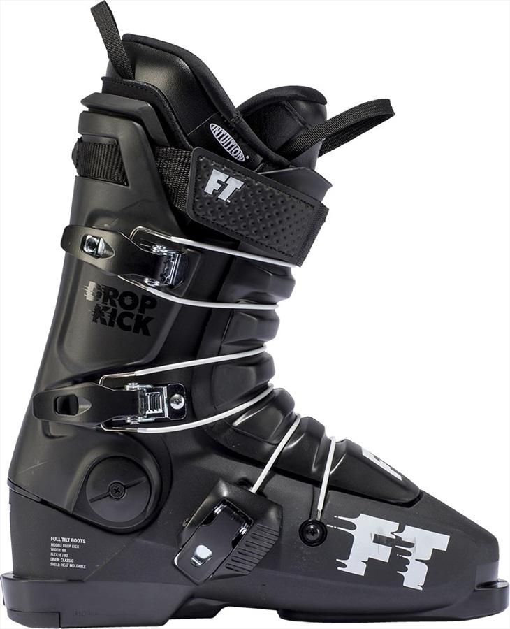 Full Tilt Drop Kick Ski Boots, 24/24.5 Black 2020